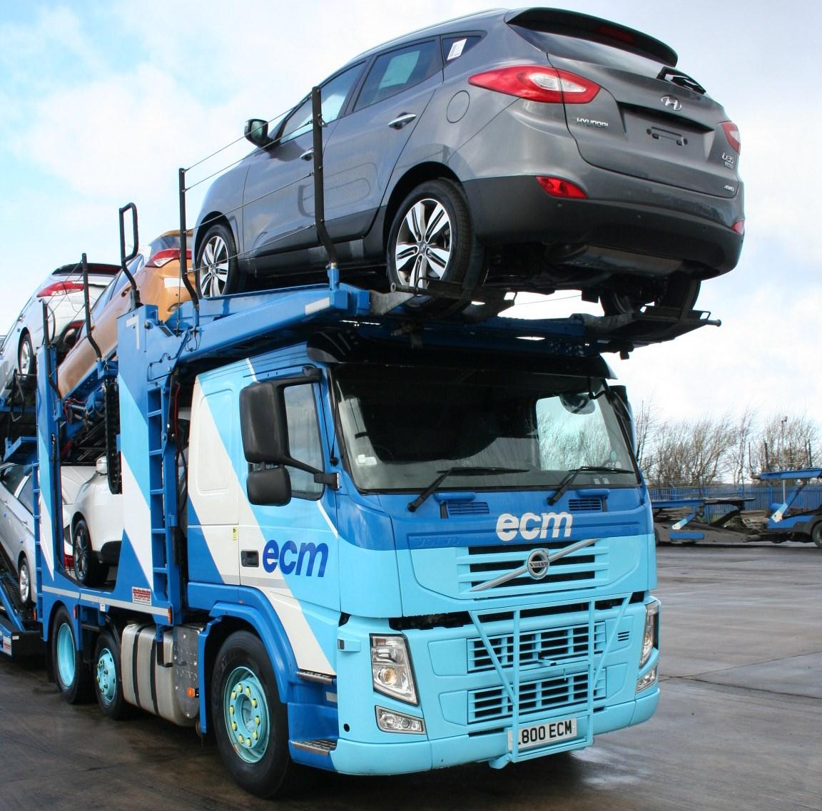 rental car transporter jobs