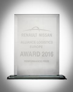 Renault Nissan 2016 Award